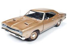 "1:18 AUTOWORLD /ERTL Dodge Coronet R/T 1969 ""426 Hemi 50th Anniversary""  Bronze"