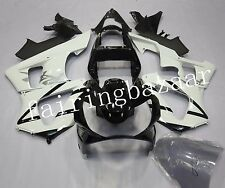 Fit for CBR929RR 2000 2001 White Black ABS Injection Mold Bodywork Fairing Kit