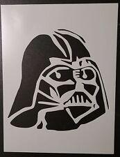 "Darth Vader #1 Star Wars Rogue One 8.5"" x 11"" Custom Stencil FAST FREE SHIPPING"