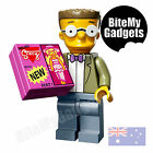 LEGO Minifigures 71009 - The Simpsons Series 2 - No 15 Smithers - Brand New
