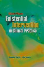 Short-Term Existential Intervention in Clinical Practice, Paperback, Social Work