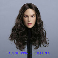 IN STOCK 1/6 Monica Bellucci Head Sculpt For Malèna Hot Toys Phicen Female ❶USA❶