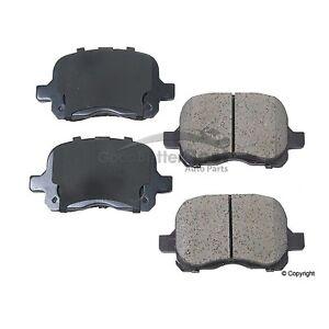 New ADVICS Disc Brake Pad Set Front AD0741 0446502010 for Chevrolet for Toyota