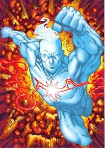 CAPTAIN ATOM / DC Comics The New 52 (Cryptozoic 2012) BASE Trading Card #12