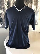 Wilson Tennis Shirt Navy Blue size Medium Hyper Tek System