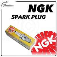 1x NGK SPARK PLUG Part Number BR6ES Stock No. 4922 New Genuine NGK SPARKPLUG