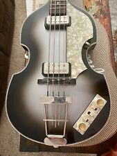 Hofner 500/1 Bass 62 Re-issue Rare Silver-burst Special Edition
