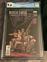 American Vampire Survival of the Fittest #4-CGC 9.6-Scott Snyder-Sean Murphy