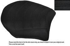 GRIP LINE DESIGN BLACK ST CUSTOM FITS BMW R 1200 RS 15-16 REAR LOW SEAT COVER