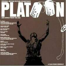 Platoon And Songs From The Era O.S.T. Original Soundtrack Colonna Sonora CD