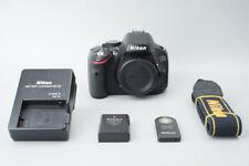 Nikon D5100 16.2 MP Digital SLR Camera Body Only - Black