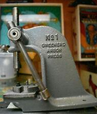 Greenerd Arbor Press No. 1