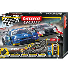 Carrera GO!!! Rennbahn DTM Race Up! Set / Grundpackung 62520 Autorennbahn