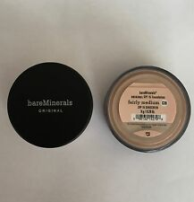 Bare Minerals Original SPF15 Foundation - Fairly Medium - C20 -8g - Free Post UK
