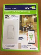 Leviton Decora Smart Dimmer with Wi-Fi Technology (R01-DW6HD-1RZ)
