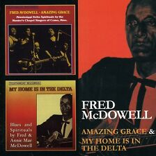 Mississippi Fred McD - Amazing Grace / Myhome Is in the Delta [New CD]