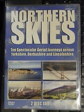 Northern Skies, Aerial Journey, Yorkshire, Derbyshire, Lincolnshire (2 xDVD) gm5