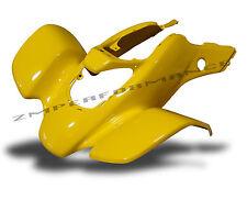 NEW HONDA TRX 400EX 99 - 04 YELLOW FRONT FENDER PLASTIC TRX400EX PLASTICS
