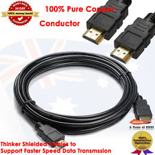 Premium HDMI Cable Gold Plated V1.4 3D High Speed Audio Ethernet 4.6M