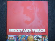 "Rick Griffin - ""Heart And Torch - Griffin'S Transcendence"" - Scarce Hard Cover"