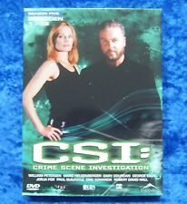 CSI Las Vegas Season 5.1, Episoden 1 - 12, DVD Box Staffel
