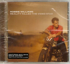 Robbie Williams - Reality Killed The Video Star (CD 2009) NEW/SEALED