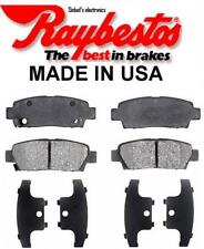 RAYBESTOS quiet stop ceramic brake pad set Integra Civic PGD617QS. (bb18)