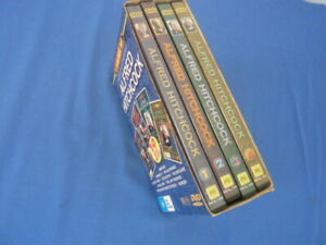 Alfred Hitchcock 10 Great Movies - Box set - DVD - Region All