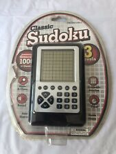 Sudoku Classic Edition Westminster Handheld Game