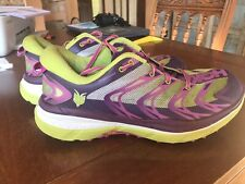 Hoka One One Speedgoat Running / Trail Shoes Womens 9.5 Great Condition