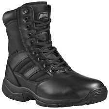 Magnum Unisex Panther 8.0 Sidezip Uniform Boots Tactical Military Combat Army