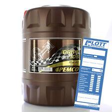20L Motorenöl 15W-40 Motoröl Pemco iDrive 105 Universalöl für API SG/CD
