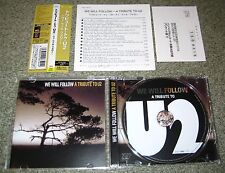 U2 Japan PROMO issue TRIBUTE CD - Dead Or Alive PETE BURNS Mission HEAVEN 17