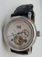 Constantin Weisz Herrenuhr chronograph Mechan/Automatik offne Unruh Ref13Z263CW