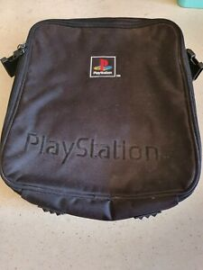Sony Playstation One PS1 Genuine Carry Case