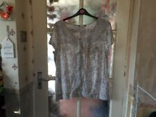 Next Ladies Tunic Size 18, Beautiful Design, Lovely Condition.