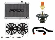 MISHIMOTO 1994-2001 ACURA INTEGRA ULTIMATE COOLING RACE PACKAGE COMBO KIT BUNDLE