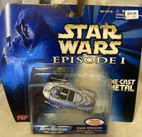 Vintage Star Wars Episode 1 Galoob Micro Machines Gian Speeder 1999 NIP
