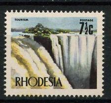 Rhodesia 1970 SG#443, 7.5c Definitive, Waterfall MNH #A78822