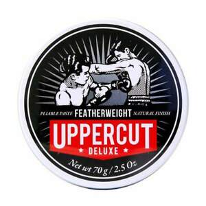 Uppercut Deluxe Featherweight Paste Hair Styling Product For Men, Hair Wax 70g