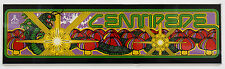 Centipede Glass Marquee Screen Printed - Pa Exclusive!