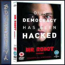 Mr. Robot - Season 1 DVD 2015 Region 2