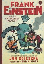 FRANK EINSTEIN & THE ANTIMATTER MOTOR JON SCIESZKA -ALMOST NEW PB FAST FREE POST