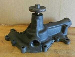 1966-67 Cadillac Vehicles 429 7.0L V8 new water pump 1484985 W/O heater pipe