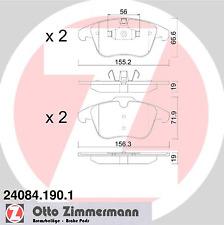 Bremsbelagsatz Scheibenbremse - Zimmermann 24084.190.1