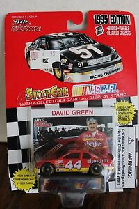 1995 Racing Champions 1/64 David Green #44 Slim Jim Monte Carlo