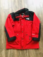 The North face jacket Gortex Women's Medium  Red And Black