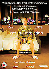Lost In Translation DVD New & Sealed