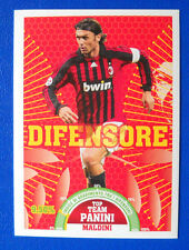 CALCIATORI PANINI 2007-08 - TOP TEAM T3 - MALDINI - MILAN - new