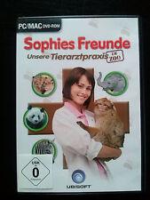 PC - Spiel / SOPHIES FREUNDE Unsere Teirarztpraxis im Zoo / Zoo-Krankenhaus